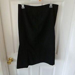 Black Express Skirt Size 4